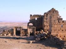 Древний замок Турции включен в предварительный список всемирного наследия ЮНЕСКО
