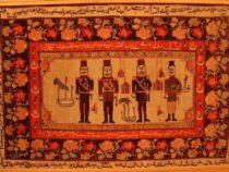 В Национальном музее истории Азербайджана хранятся шушинские ковры