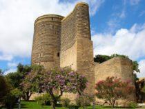 Гасан Гасанов «Девичья башня» (Бакинская Девичья Башня — Языческий комплекс)