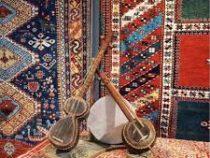 Ансамбль «Азербайджанские патриоты» и народные музыкальные инструменты