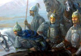 Тюркские следы в происхождении Древней Руси