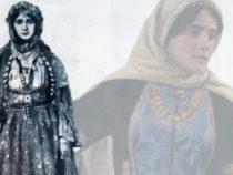 Как одевались женщины в Шеки (по материалам 1904-1919 гг.)