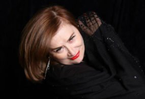 Народная артистка Азербайджана Людмила Духовная — «Мой Карабах!»