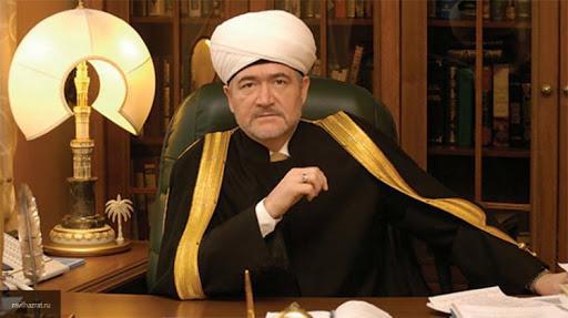 Равиль Гайнутдин направил письмо Президенту Азербайджана Ильхаму Алиеву