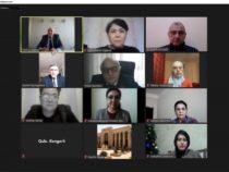 В Ташкенте прошла онлайн-презентация книги «Феномен Амира Тимура»