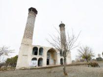 Фонд Гейдара Алиева начал работы по реставрации религиозных памятников и мечетей на освобожденных территориях