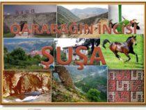 Пользователям представлена электронная информационная база «Шуша — жемчужина Карабаха»