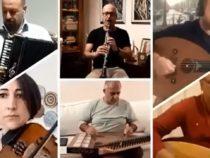 Турецкие музыканты отметили победу Азербайджана онлайн-проектом «Джан Карабах»