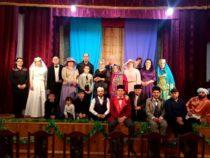Азербайджанский театр представил премьеру музыкальной комедии «Муж и жена»