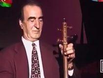 Габиль Алиев «Баяты Шираз» — тюркская каманча