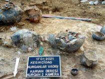 На территории заповедника «Кешикчидаг» обнаружены исторические памятники