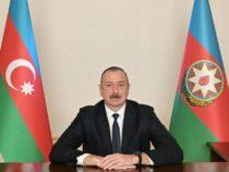Президент Азербайджана Ильхам Алиев выступил с обращением к народу