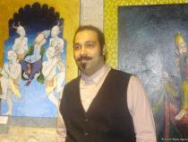 Джинны и дервиши… — онлайн-встреча с азербайджанским художником