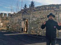 Раввин Замир Исаев: «Евреи, воевавшие в азербайджанской армии, являются гордостью нашей общины и всей страны».
