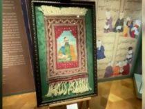 В Москве открылась выставка к 880-летию со дня рождения Низами Гянджеви