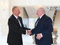 «Зеленая зона Карабаха». Алиев и Лукашенко обозначили новое направление к укреплению сотрудничества Баку и Минска