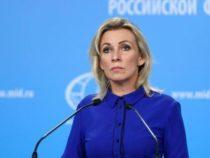 Захарова: Россия готова содействовать установлению прочного мира между Баку и Ереваном