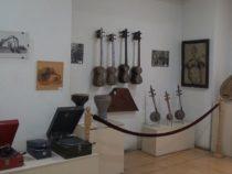 Азербайджанские музыкальные инструменты представлены в тбилисском музее