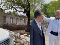 Полад Бюльбюльоглу рассказал о доме отца в Шуше — ВИДЕО
