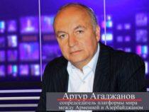 Карабахский армянин Артур Агаджанов: Слово «арцах» вообще не должно звучать