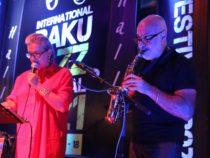 Осень в джазе: завершение 16-го Бакинского джаз-фестиваля