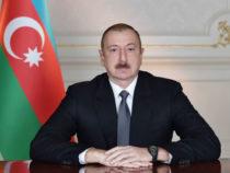 Ильхам Алиев подписал распоряжение в связи с Восточным Зангезуром
